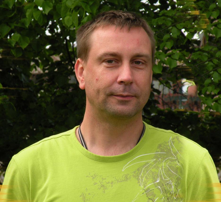 Mgr. Jiří Vosála