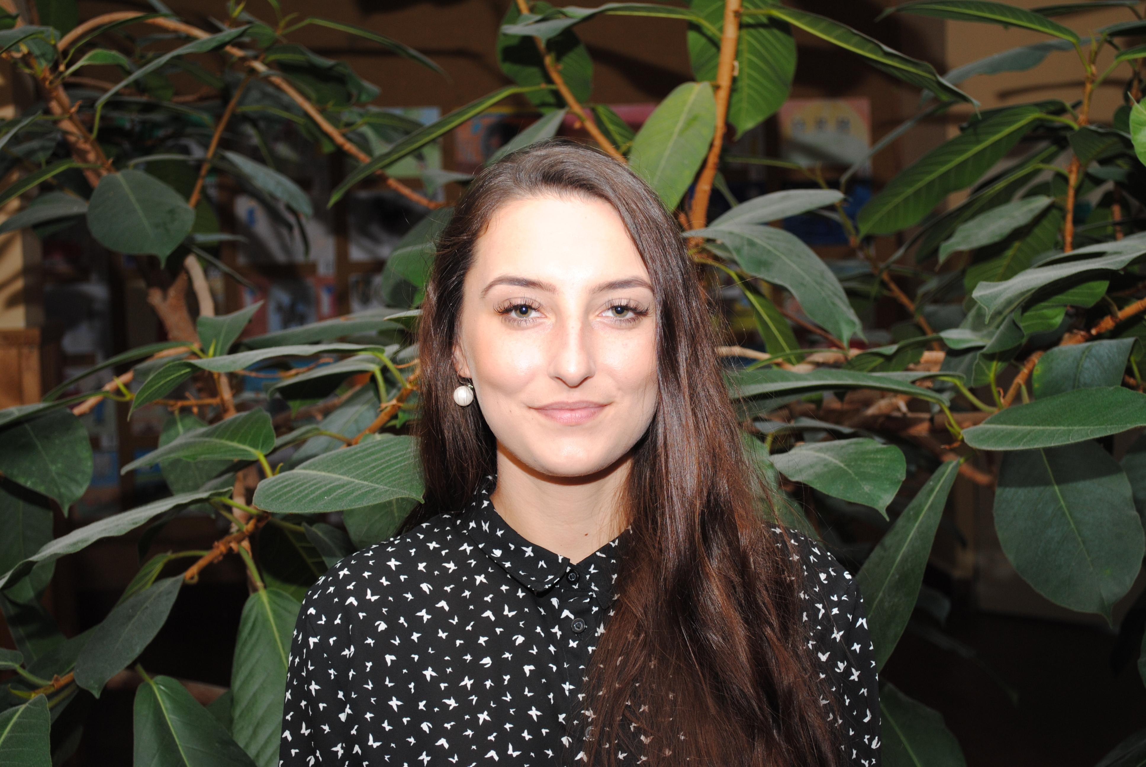 9.B Bc. Kristýna Pešková