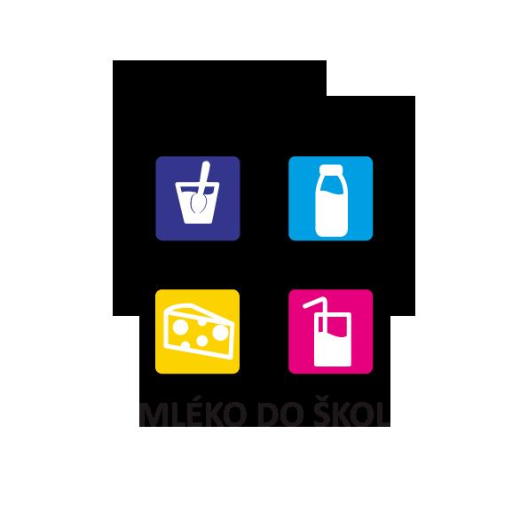 mléko do škol logo