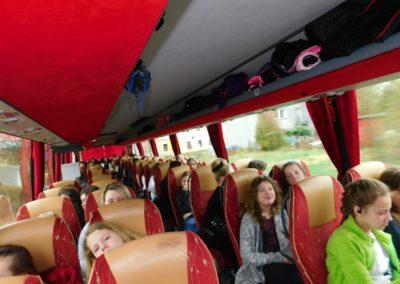 návštěva opery - autobus
