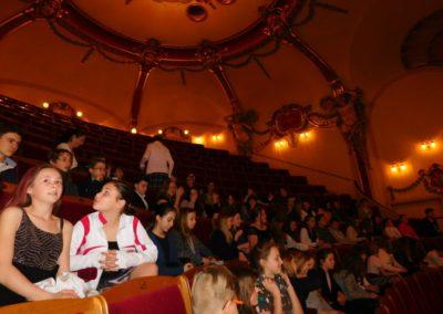 návštěva opery - divadlo